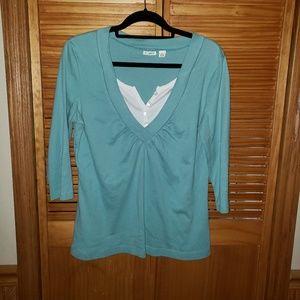 False Undershirt XL Pullover Tshirt